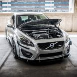 Volvo V30 Clinched Widebody Kit Vertini Tuning 9 155x155 Volvo V30 Clinched Widebody Kit Vertini Tuning (9)