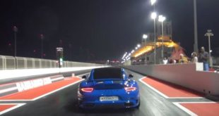 Weltrekord Porsche 911 Turbo S 310x165 Video: Weltrekord   8,7s im 1500 PS Porsche 911 Turbo S