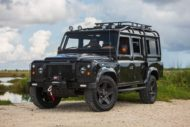 Widebody Land Rover Defender D110 Project Evolution Tuning V8 5 190x127 Widebody Land Rover Defender D110 als Project Evolution
