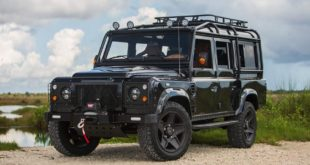 Widebody Land Rover Defender D110 Project Evolution Tuning V8 5 310x165 Brandneu   80 x Twisted Tuning Land Rover Defender