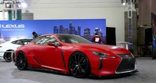 Widebodykit GT Lexus LC500 Tuning Artisan Spirits 4 310x165 Artisan Spirits Black Label Toyota Hilux Widebody 2019