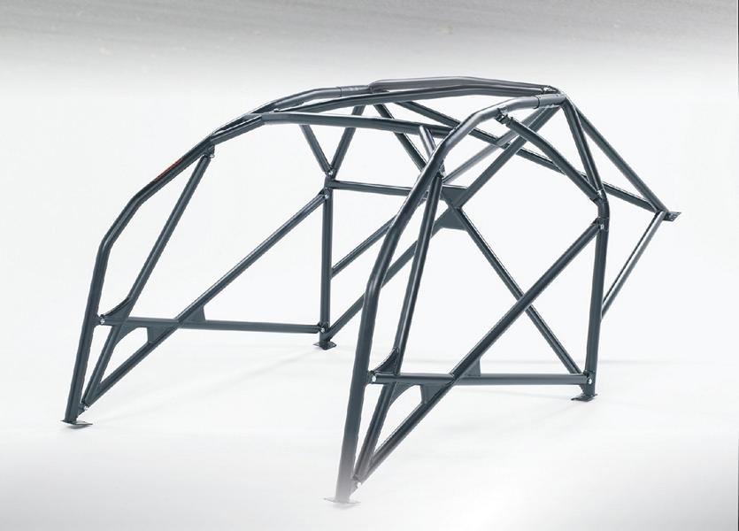 Wiechers roll cage retrofitting tuning roll cage Improved protection retrofitting with a roll cage
