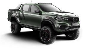 X Class Exy Extreme Mercedes W470 Tuning 2 310x165 Vorschau: X Class Exy Extreme   Mercedes W470 auf Steroiden