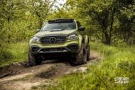 X Class Exy Extreme Mercedes W470 Tuning 5 1 190x127 X Class Exy Extreme   Mercedes W470 auf Steroiden
