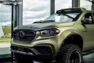 X Class Exy Extreme Mercedes W470 Tuning Bodykit 2 190x127 X Class Exy Extreme   Mercedes W470 auf Steroiden