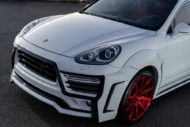 ZERO Design Porsche Cayenne Widebody 958 Tuning 1 190x127 Porsche in Japanese ZERO Design Cayenne Widebody