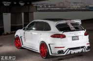 ZERO Design Porsche Cayenne Widebody 958 Tuning 11 190x125 Porsche in Japanese ZERO Design Cayenne Widebody