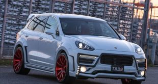 ZERO Design Porsche Cayenne Widebody 958 Tuning 12 310x165 Irre! 82.000€ Folierung in Gold am Porsche 911 GT2 RS