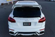 ZERO Design Porsche Cayenne Widebody 958 Tuning 3 190x127 Porsche in Japanese ZERO Design Cayenne Widebody