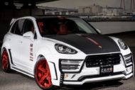ZERO Design Porsche Cayenne Widebody 958 Tuning 6 190x127 Porsche in Japanese ZERO Design Cayenne Widebody