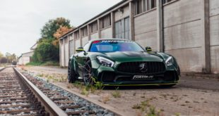 fostla PD700 Prior GTR Mercedes Benz AMG GT Tuning 3 310x165 CAMO Sunflower Matt am 650 PS Mercedes AMG GT R