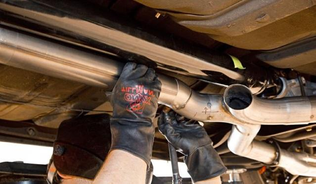 x pipe Tuning X Pipe, Straight Pipe, Y Pipe & Co. beim Fahrzeugtuning