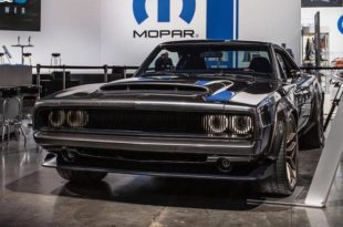 1968 Dodge Charger MOPAR HELPHOP SEMA Tuning 1 1 310x205 1968 Dodge Charger MOPAR HELPHANT con 1.000 PS