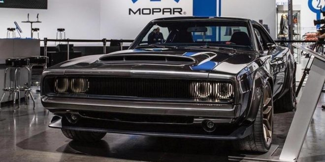 1968 Dodge Charger Mopar Helphant With 1 000 Ps