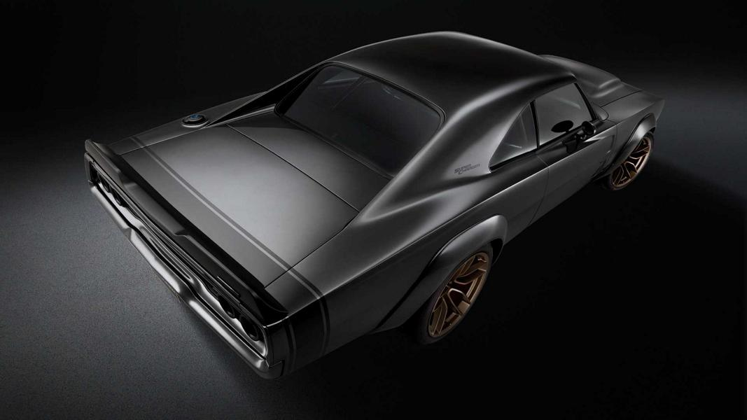 1968 Dodge Charger MOPAR HELLEPHANT SEMA Tuning (4)