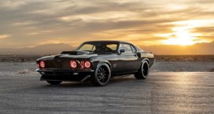 1969 Ford Mustang Boss 429 Classic Recreations SEMA Tuning 27 1 310x165 Ford Mustang mit R Bodykit vom Tuner Edge Customs