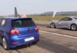 2 x 1.000 HP Toyota Supra vs. VW Golf R32 110x75 Video: 2 x 1.000 HP   Toyota Supra vs. VW Golf R32