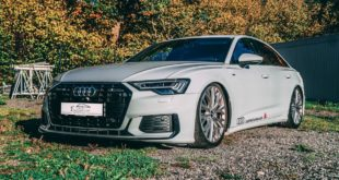 2018 Audi A6 A7 4K C8 Tieferlegung Cete Automotive Tuning 4 310x165 Video: 2018 Audi A6 / A7 (4K/C8) mit Tieferlegung by Cete Automotive