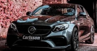 2018 Mercedes E63s AMG W213 Tuning Carlsson 1 1 310x165 Mercedes Benz CL (C216) mit SR66 Design Widebody Kit