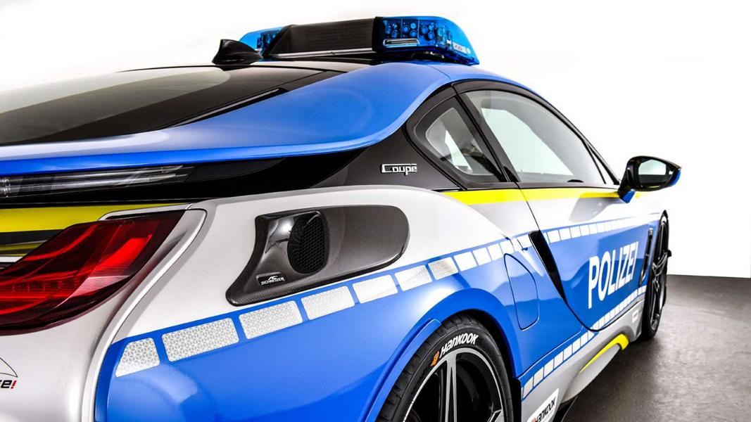 2018 Tune It Safe AC Schnitzer BMW i8 Tuning 11 Tune It! Safe! 2018   AC Schnitzer zeigt Polizei BMW i8
