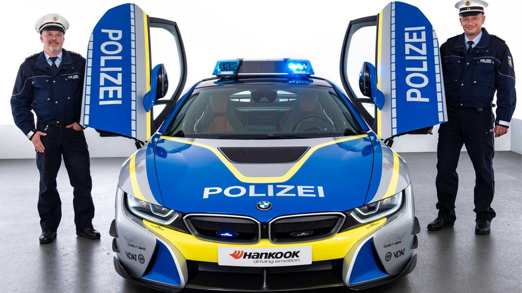 2018 Tune It Safe AC Schnitzer BMW i8 Tuning 8 Tune It! Safe! 2018   AC Schnitzer zeigt Polizei BMW i8
