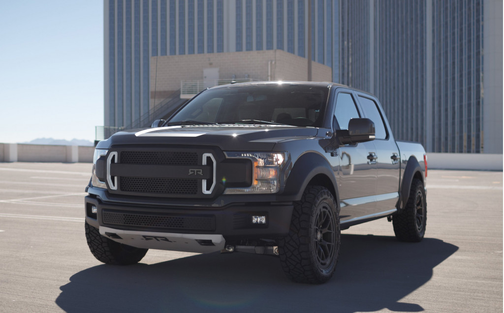 2019 Ford F 150 RTR Tuning 2 RTR Vehicles   2019 Ford F 150 RTR mit über 600 PS