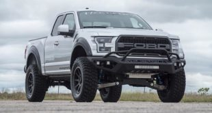 2019 Hennessey Performance Ford F 150 VelociRaptor Tuning 20 310x165 50 Jahre Hot Wheels Ford F 150 Monster von Brad DeBerti