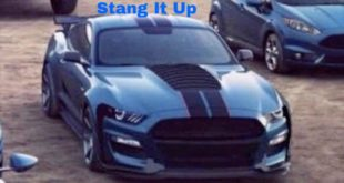 2020 Shelby Ford Mustang GT500R 310x165 709 PS! 2019 Ford Mustang Shelby GT 500 Widebody vorgestellt