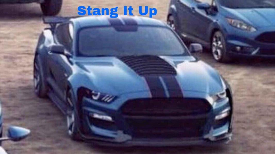 Leak? Steht hier der 2020 Shelby Ford Mustang GT500R?