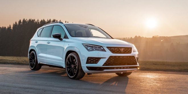 dank abt sportsline cupra ateca jetzt mit 350 ps 440 nm. Black Bedroom Furniture Sets. Home Design Ideas