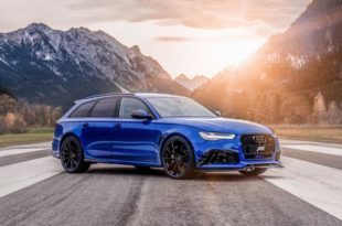 Abt Audi RS6 Nogaro Edition C7 Tuning Limited 19 310x205 أفضل ما في نهاية أبت أودي RS6 + Nogaro Edition