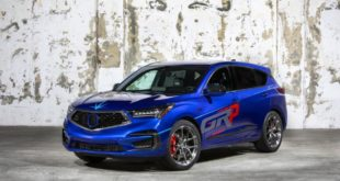 Acura RDX A Spec 345 PS GRP Tuning SEMA 2018 2 310x165 SEMA 2018: Acura RDX A Spec mit 345 PS by GRP Tuning