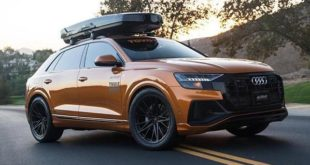 Allroad Outfitters Inc. AUDI Q8 Vossen M X6 Thule Tuning SEMA 4 2 e1541583057961 310x165 Video: Akrapovic Sportauspuff am 700 PS BMW X6M