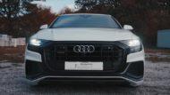 Audi Q8 4M Tieferlegung CETE Automotive 2 190x107 Video: Audi Q8 (4M) mit Tieferlegung by CETE Automotive