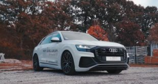Audi Q8 4M Tieferlegung CETE Automotive 4 310x165 Video: Audi Q8 (4M) mit Tieferlegung by CETE Automotive