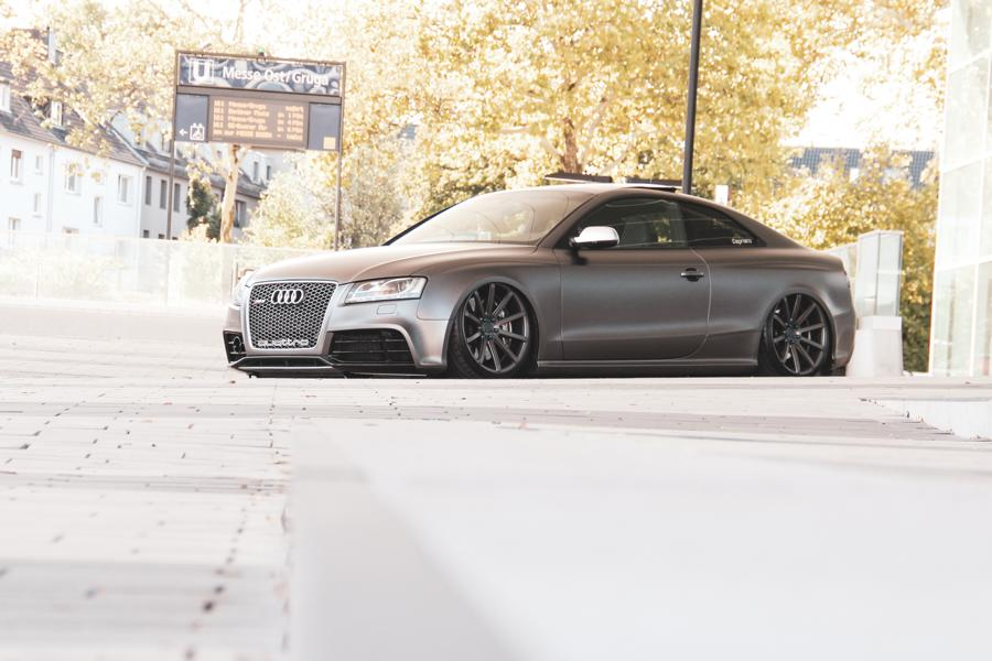 Audi RS5 Coupe JMS Corspeed Tuning EMS 2018 22 Tief und auf Cor.Speed Alu's   Audi RS5 Coupe by JMS