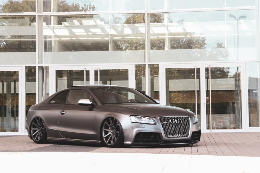 Audi RS5 Coupe JMS Corspeed Tuning EMS 2018 3 Tief und auf Cor.Speed Alu's   Audi RS5 Coupe by JMS