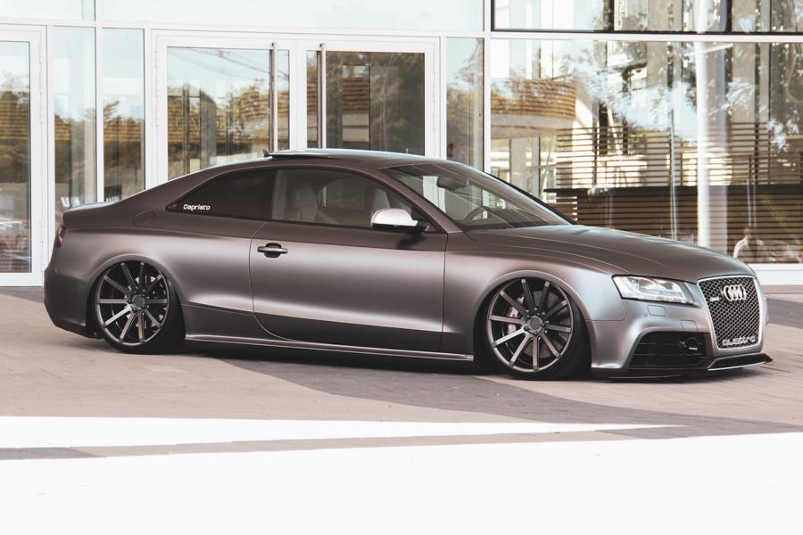 Deep And On Corspeed Alus Audi Rs5 Coupe By Jms