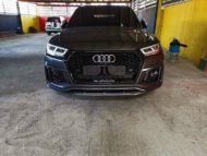 Audi SQ5 MTR Design Bodykit Tuning 3 190x143 Dezente Alternative   MTR Design Audi Q5 Carbon Bodykit