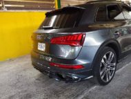 Audi SQ5 MTR Design Bodykit Tuning 4 190x143 Dezente Alternative   MTR Design Audi Q5 Carbon Bodykit