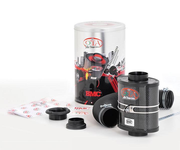BMC Trumpet Airbox Tuning Sportluftfilter Besser Luft holen: Wie ist die Trumput Airbox aufgebaut?