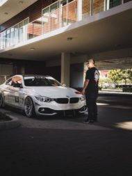 BMW 435i Coupe Forgestar F14 Tuning 12 190x253 Für den Racetrack   BMW 435i Coupe auf Forgestar Alu's