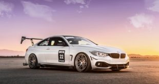 BMW 435i Coupe Forgestar F14 Tuning 18 310x165 Für den Racetrack   BMW 435i Coupe auf Forgestar Alu's