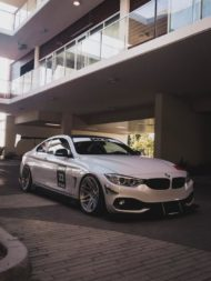 BMW 435i Coupe Forgestar F14 Tuning 4 190x253 Für den Racetrack   BMW 435i Coupe auf Forgestar Alu's