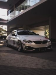BMW 435i Coupe Forgestar F14 Tuning 5 190x253 Für den Racetrack   BMW 435i Coupe auf Forgestar Alu's