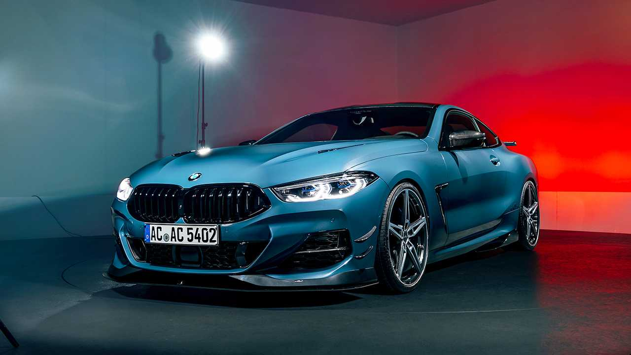 BMW 8er Coup%C3%A9 ACS8 5.0i Tuning 2018 AC Schnitzer Carbon Bodykit 1 Perfekt! BMW 8er Coupé (ACS8 5.0i) vom Tuner AC Schnitzer