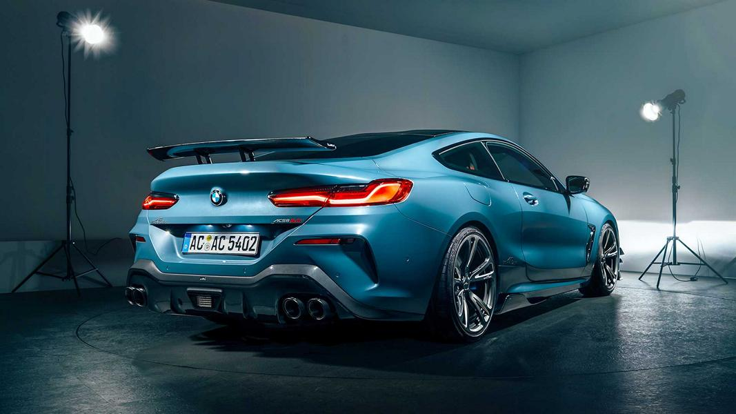 BMW 8er Coup%C3%A9 ACS8 5.0i Tuning 2018 AC Schnitzer Carbon Bodykit 4 Perfekt! BMW 8er Coupé (ACS8 5.0i) vom Tuner AC Schnitzer