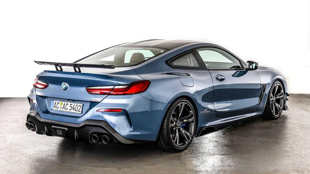 BMW 8er Coup%C3%A9 ACS8 5.0i Tuning 2018 AC Schnitzer Carbon Bodykit 6 Perfekt! BMW 8er Coupé (ACS8 5.0i) vom Tuner AC Schnitzer
