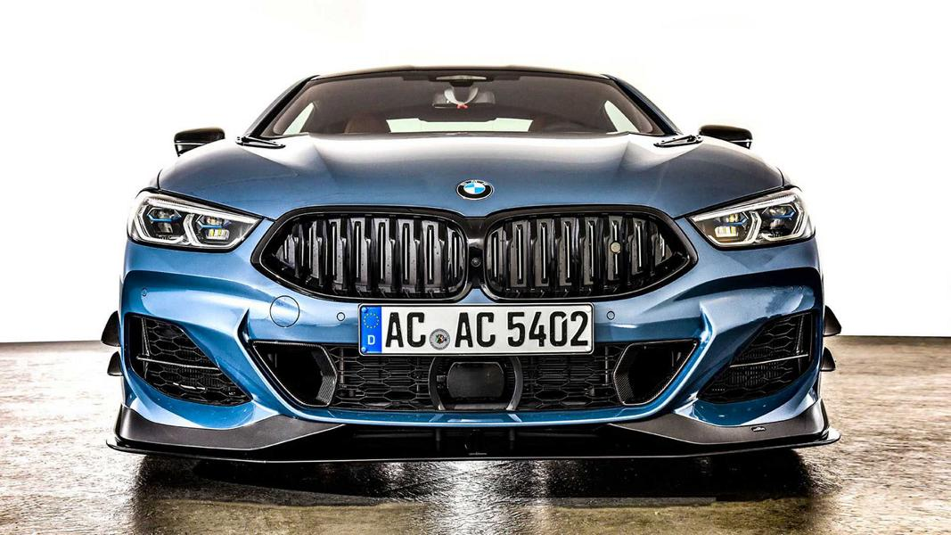 BMW 8er Coup%C3%A9 ACS8 5.0i Tuning 2018 AC Schnitzer Carbon Bodykit 7 Perfekt! BMW 8er Coupé (ACS8 5.0i) vom Tuner AC Schnitzer