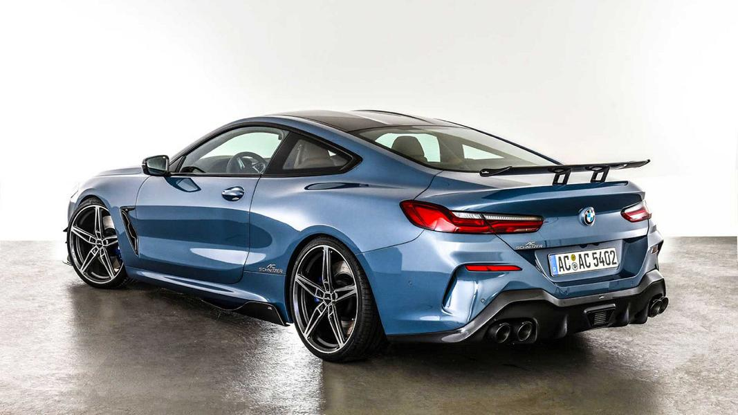 BMW 8er Coup%C3%A9 ACS8 5.0i Tuning 2018 AC Schnitzer Carbon Bodykit 8 Perfekt! BMW 8er Coupé (ACS8 5.0i) vom Tuner AC Schnitzer
